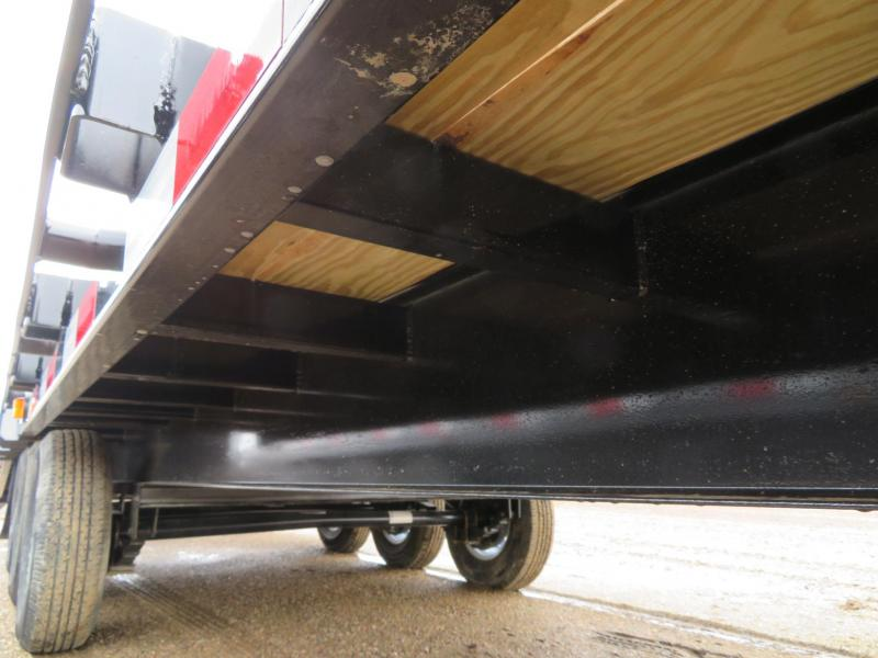 2020 PJ Trailers 28 Low Profile GN Trailer