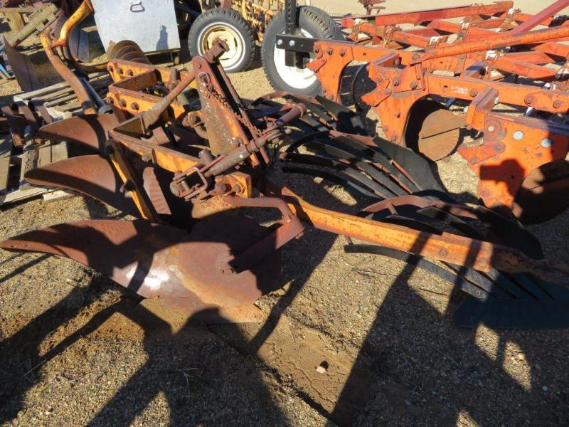 Used Allis Chalmers AC 3 Bottom Snap Coupler Plow