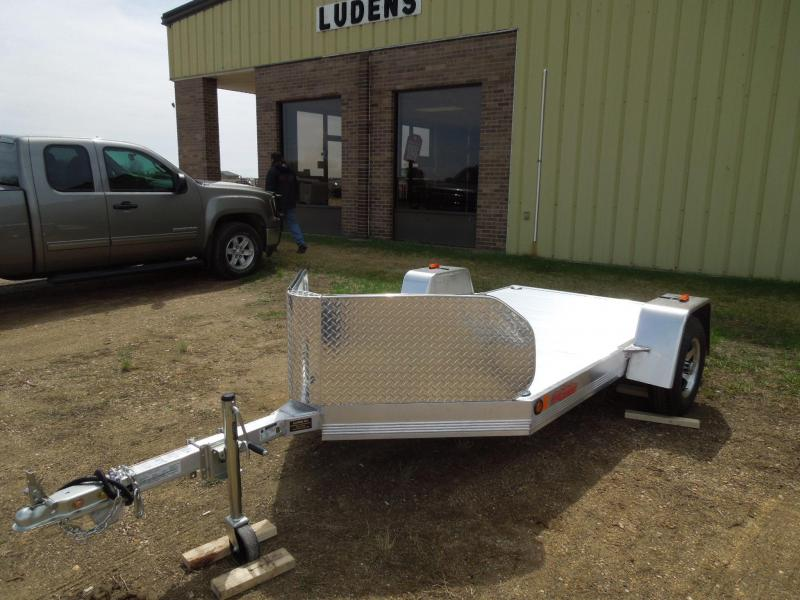New 2018 High Country 60 x 8 Motorcycle Trailer