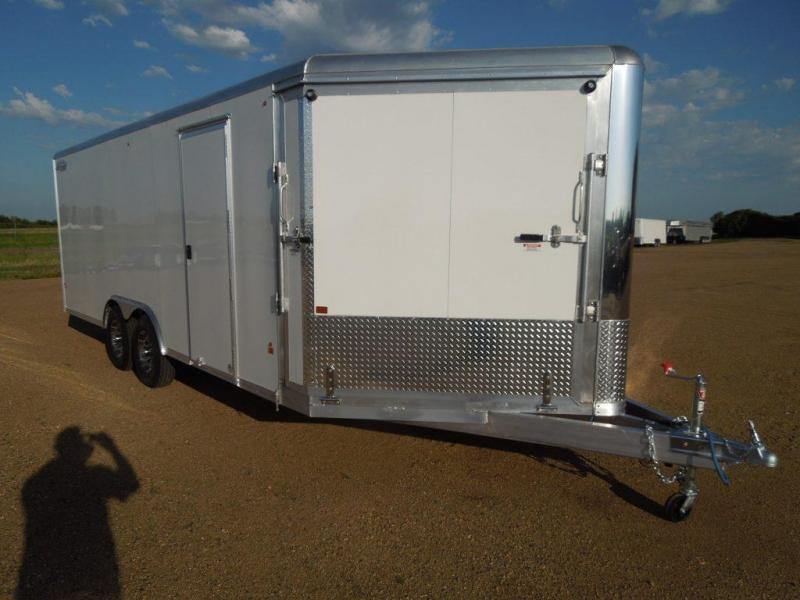New 2018 High Country 8.5 x 20 Enclosed Cargo Trailer
