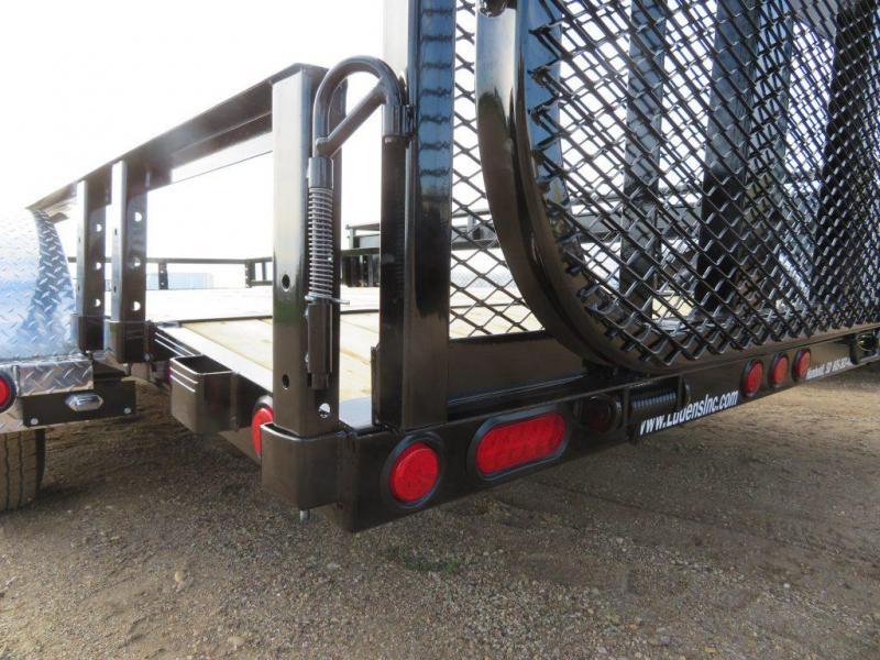2019 PJ Trailers 16 Tandem Axle ATV Utility Trailer