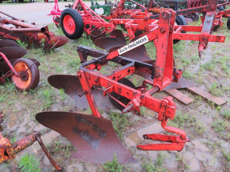 Used Allis Chalmers 2 Bottom Plow - 3 Point