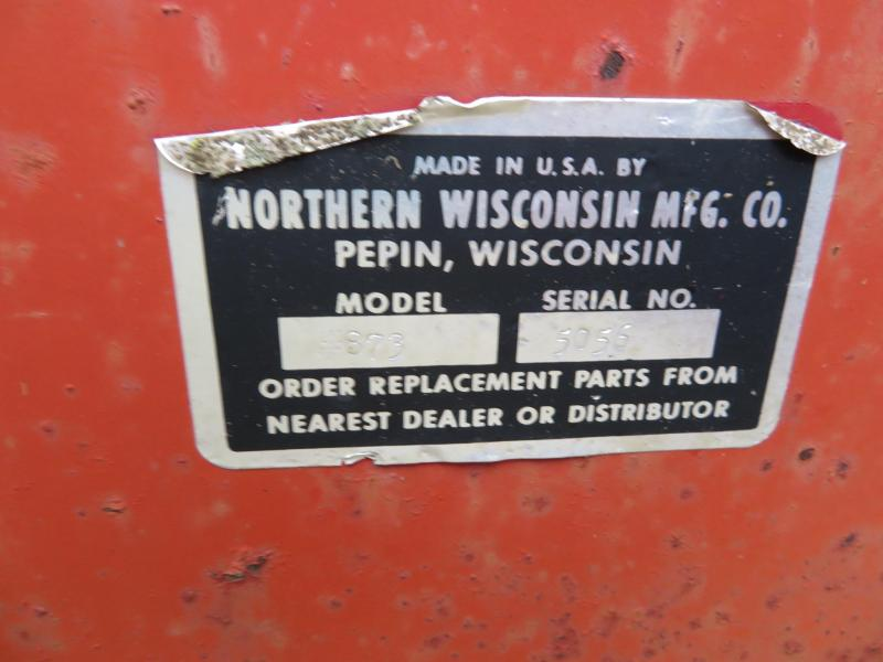 Northern Wisconsin Head Trailer on Running Gear