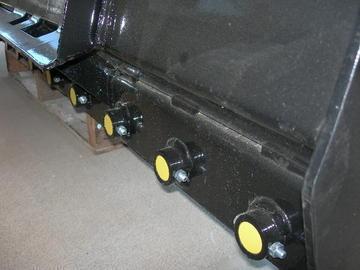 "New MDS 78"" Skid Steer Grapple Manure Bucket"