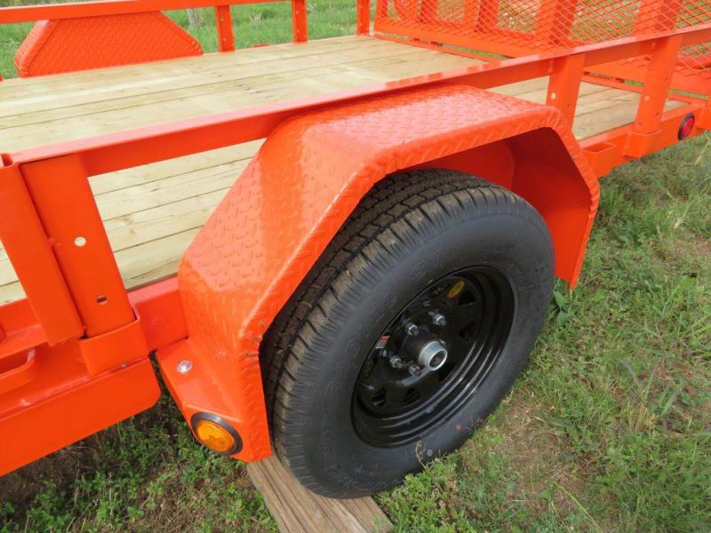 New 2020 PJ Trailers 12 ATV Utility Trailer