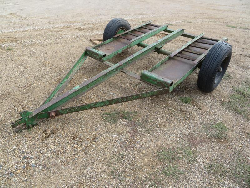 Used 62 x 5.5 Utility Trailer