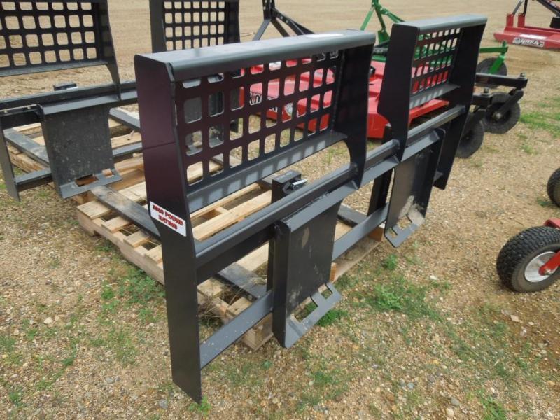 New Jenkins Walk-Thru Skid Steer Pallet Forks