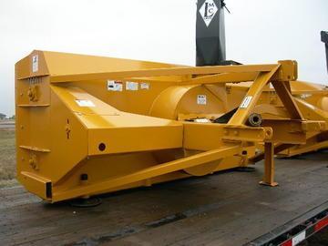 New Lorenz 8001 8' Snow blower
