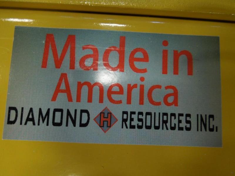 Diamond H Resources 10' Pulltype Boxscraper