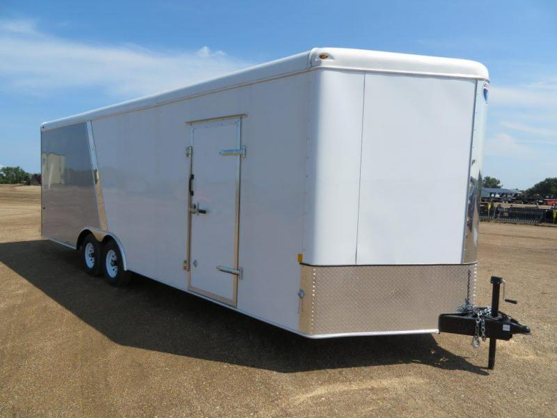 2019 Interstate 8.5 x 24 Enclosed Cargo Trailer