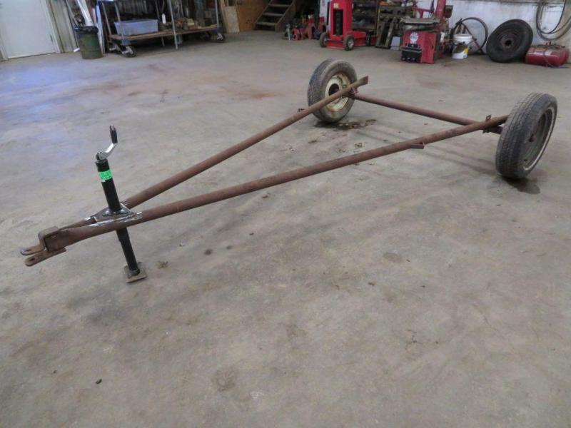 Farm Cart - Approximately 7' Wide x 12'