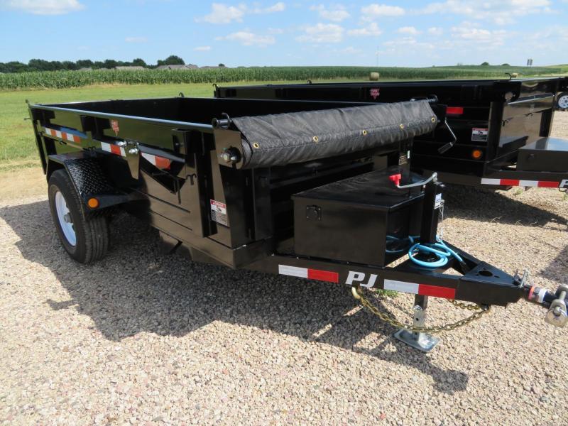 2020 PJ Trailers 10 Dump Trailer | Farm Equipment and
