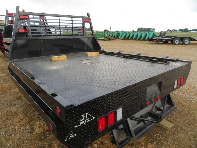 2019 JI Mfg 96 x 102 Truck Bed