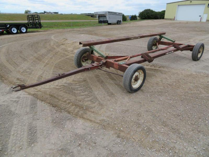 Used 760 Running Gear Head Trailer