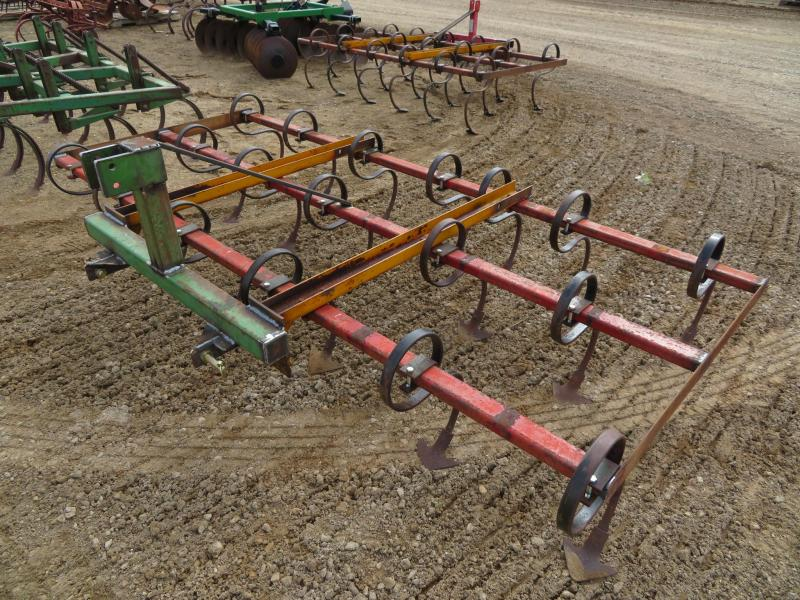 Lindsay 9' Field Cultivator - 3 Point