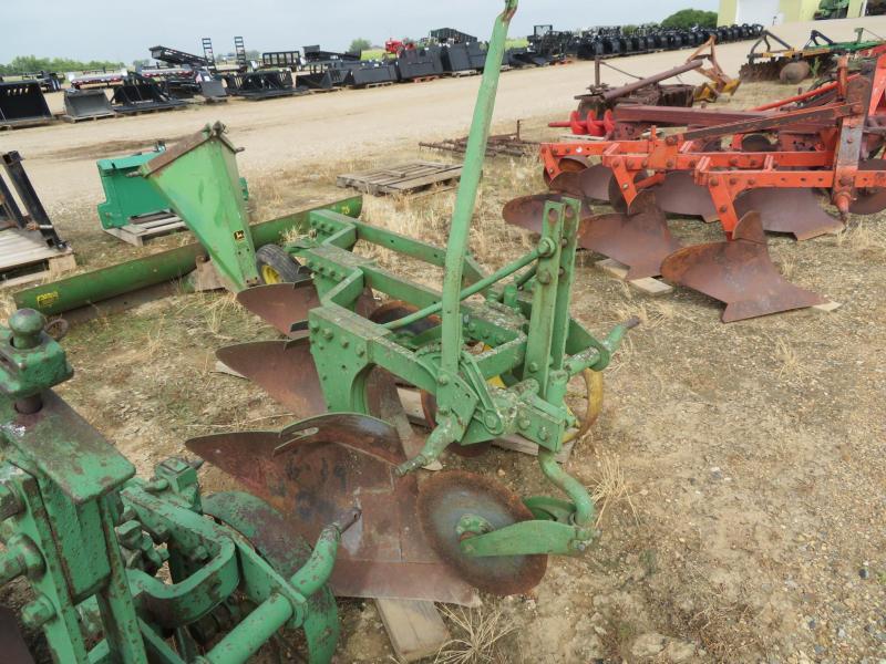 Used John Deere 3 Bottom Plow
