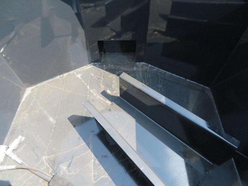 New Jenkins Hydraulic Skid Steer Concrete Bucket / Hopper