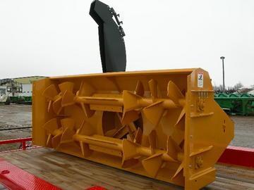 New Lorenz 9101 9' Snow blower
