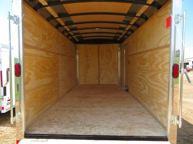 2019 Interstate 7 x 14 Enclosed Cargo Trailer