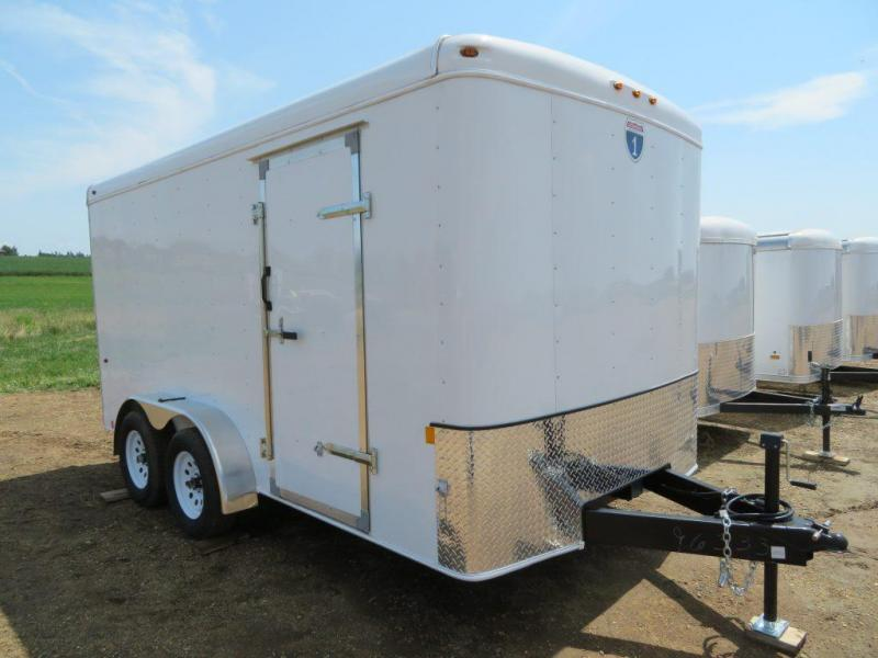 2019 Interstate 7 x 14 Enclosed Cargo Trailer