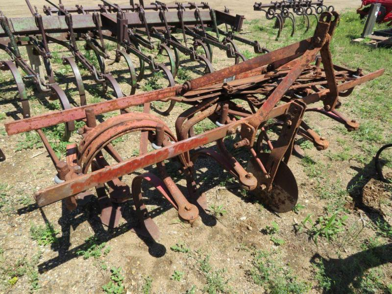 Used Dearborn 2 Row Cultivator - 3 Point - Shields