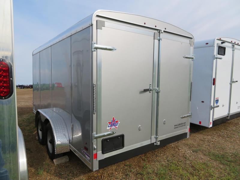 2019 US Cargo 7 x 14 Enclosed Cargo Trailer | Farm Equipment
