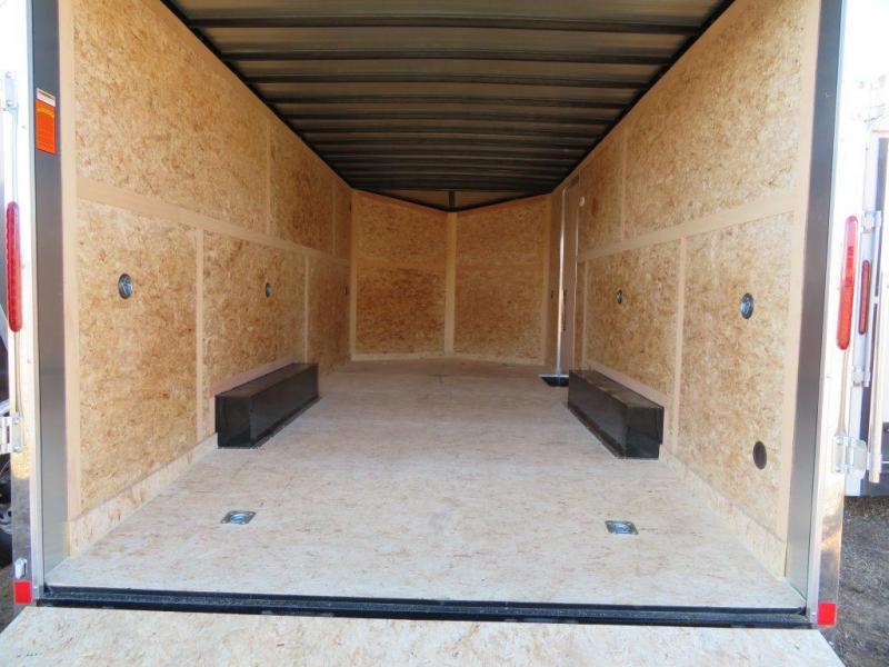 2019 Forest River 8.5 x 20 Haulin Enclosed Cargo Trailer