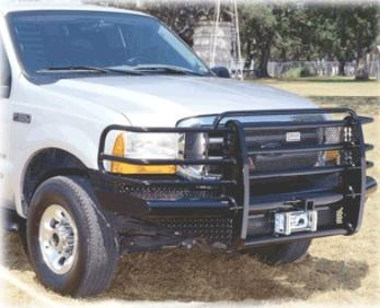 Ford 1999-04 Super Duty- New Ranch Hand Legend Front Bumper Replacement