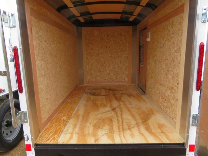 2019 US Cargo 5 x 8 Enclosed Cargo Trailer | Farm Equipment