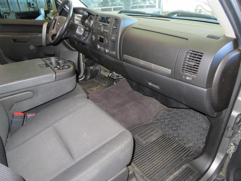 2012 GMC Sierra 1500 4WD Z71 Truck