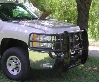 Chevy 2008-09 - New Ranch Hand Grill Guard