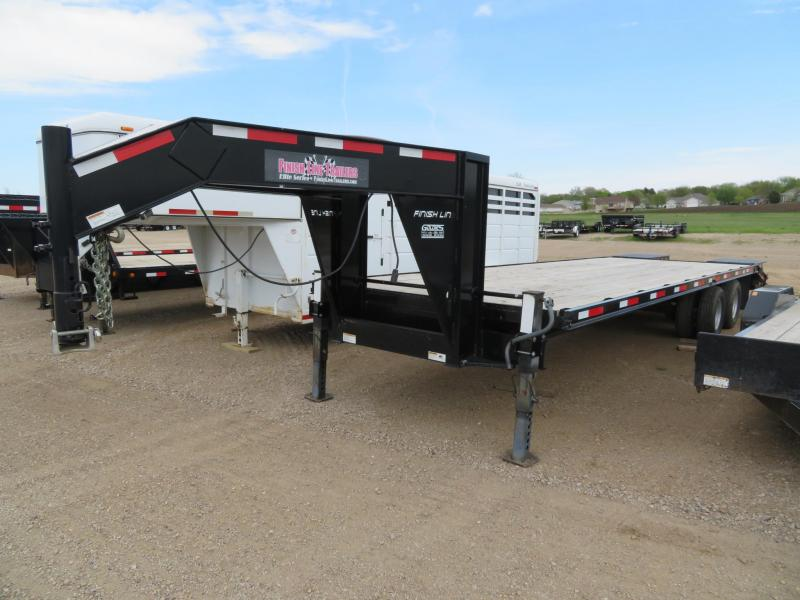 2013 Finish Line 30 Equipment Trailer