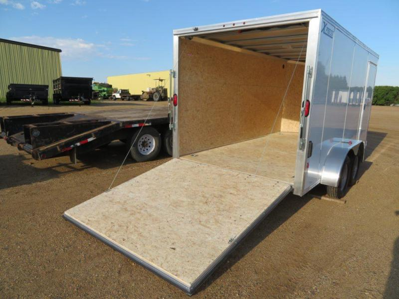 New 2018 High Country 7 x 14 Enclosed Cargo Trailer
