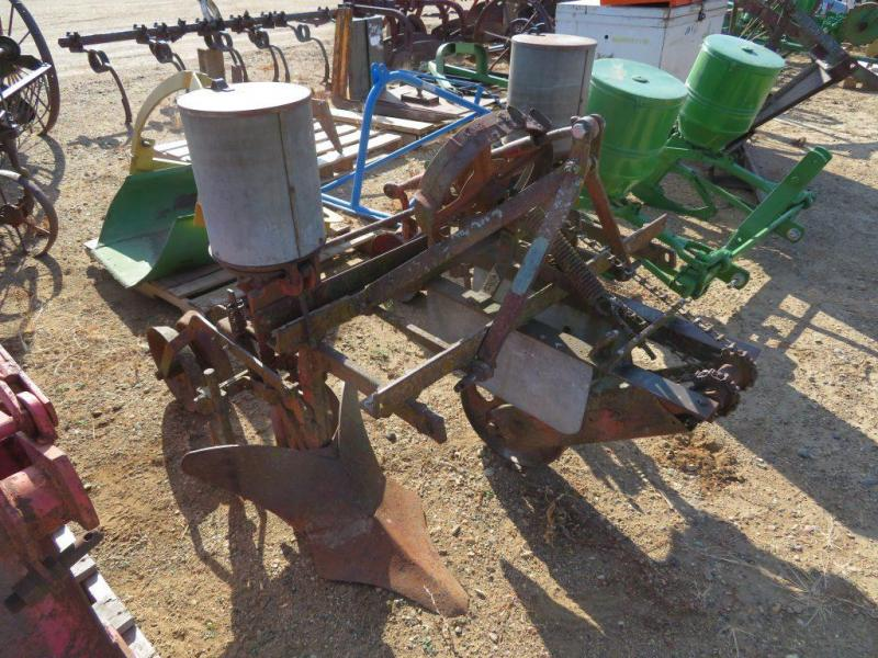Used Ferguson 2 Row Lister / Planter