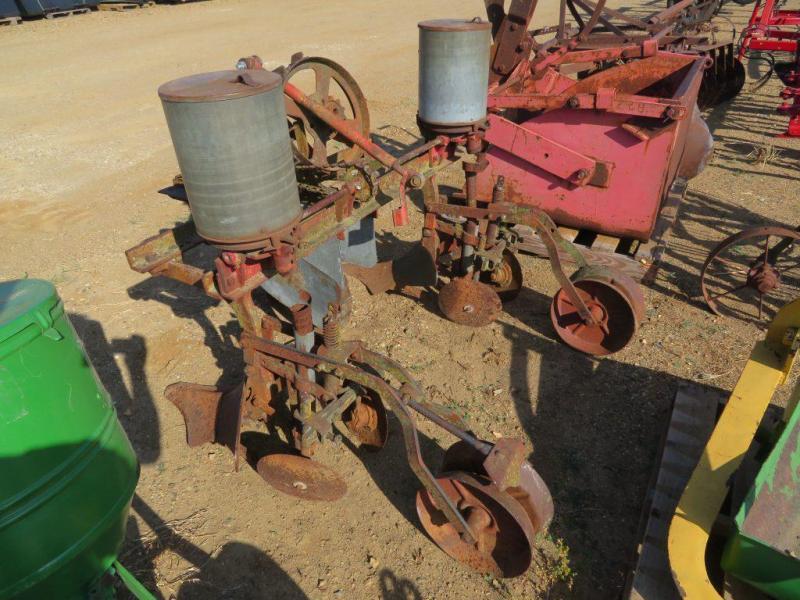 Used Ferguson 2 Row Lister / Planter
