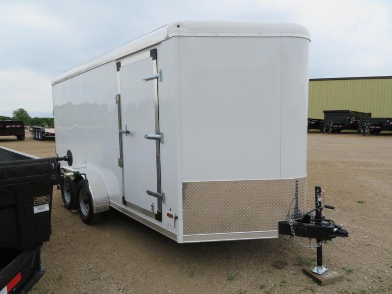 2020 US Cargo 7 x 14 Enclosed Cargo Trailer | Farm Equipment