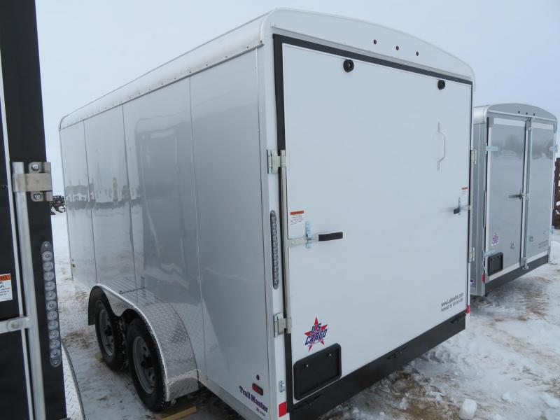 2019 US Cargo 7 x 14 Enclosed Cargo Trailer