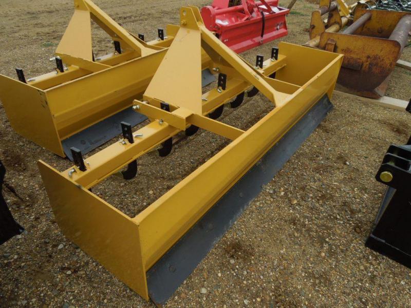 Diamond H Resources 8' Boxscraper / Boxblade
