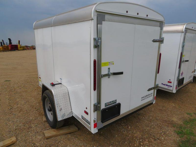 New 2018 Forest River 5 x 8 Enclosed Cargo Trailer