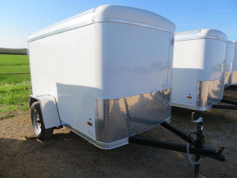 202 US Cargo 5 x 8 Enclosed Cargo Trailer