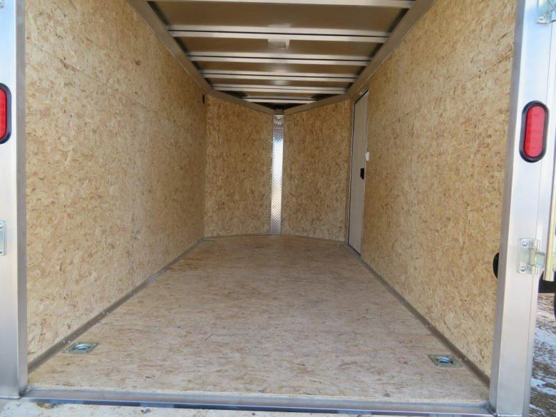 New 2018 High Country 6 x 12 Enclosed Cargo Trailer