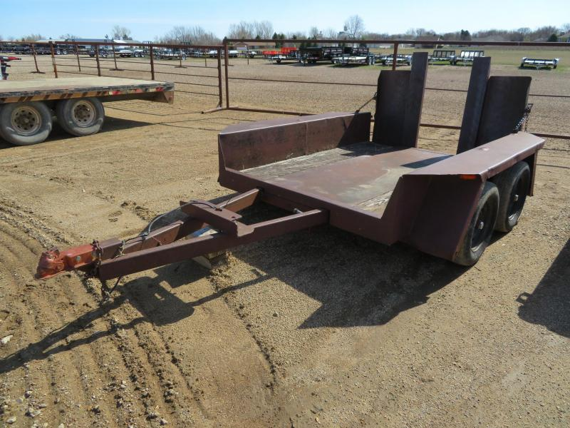 Used 66 x 8 Utility Trailer