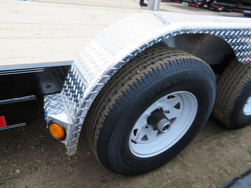 2019 PJ Trailers 20 Equipment Trailer