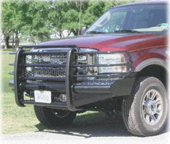 Ford 2005-07 Super Duty - New Ranch Hand Legend Front Bumper Replacement