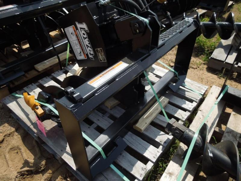 New Lowe 750 Classic Skid Steer Post Hole Auger