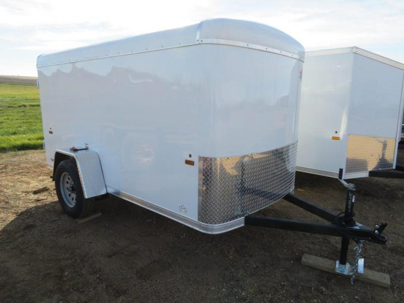 2019 US Cargo 5 x 10 Enclosed Cargo Trailer