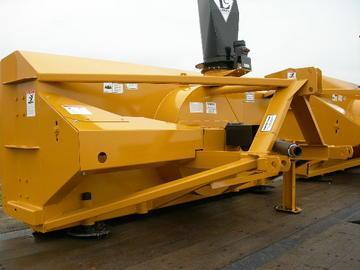 New Lorenz 838 8' Snow blower