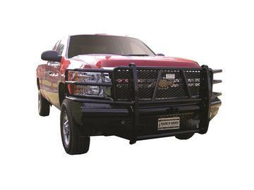 Chevy 2011-14 2500 HD - New Ranch Hand Legend Front Bumper Replacement