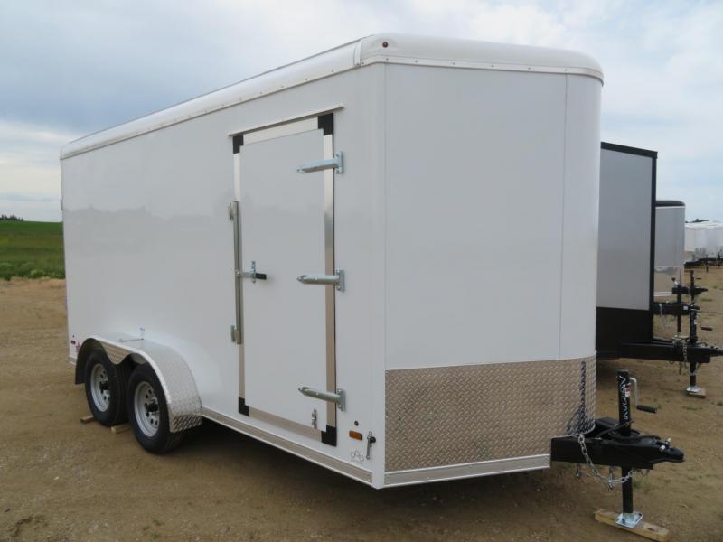 2020 US Cargo 7 x 14 Enclosed Cargo UTV Trailer | Farm