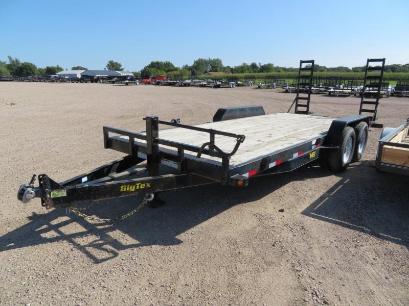 2013 Big Tex 20 Equipment Trailer
